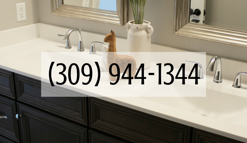 Use Care Cleaning Your Bathroom Vanity Top In Your Davenport Ia Home
