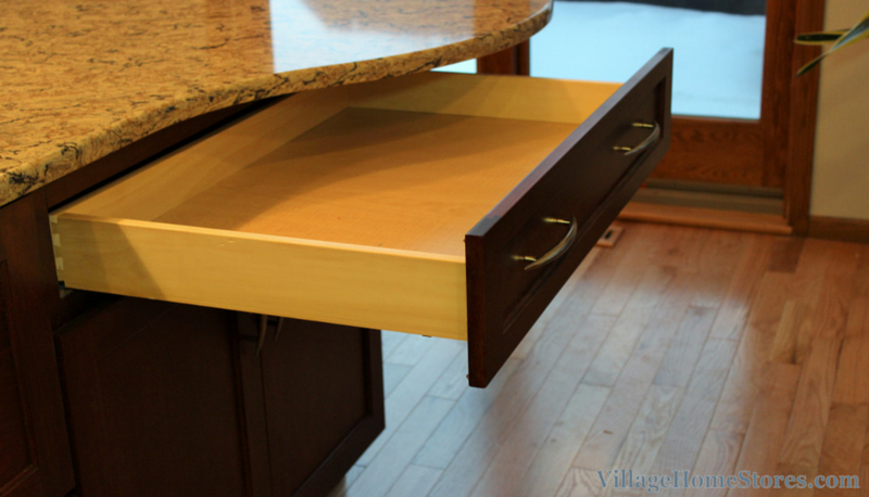 Countertop Height Overhang : hidden outlet Archives - Village Home Stores