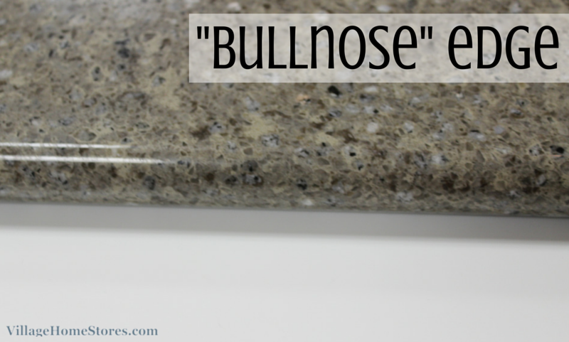 Countertop Bullnose Options : Promotional Granite and Quartz Countertops! - Village Home Stores