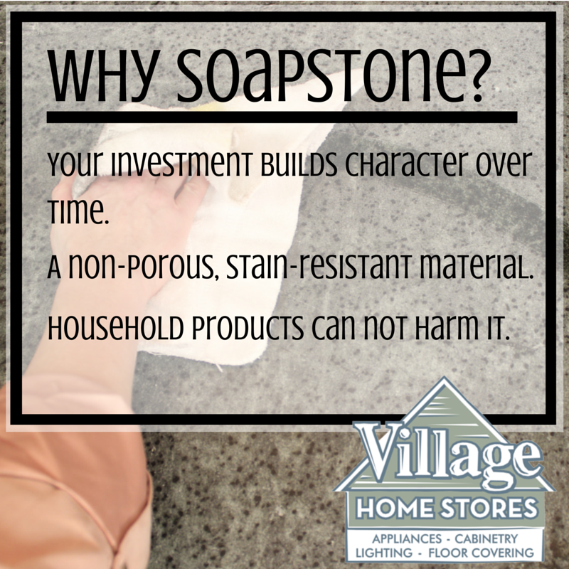 Why We Use Soapstone: Soapstone Countertops Quad Cities