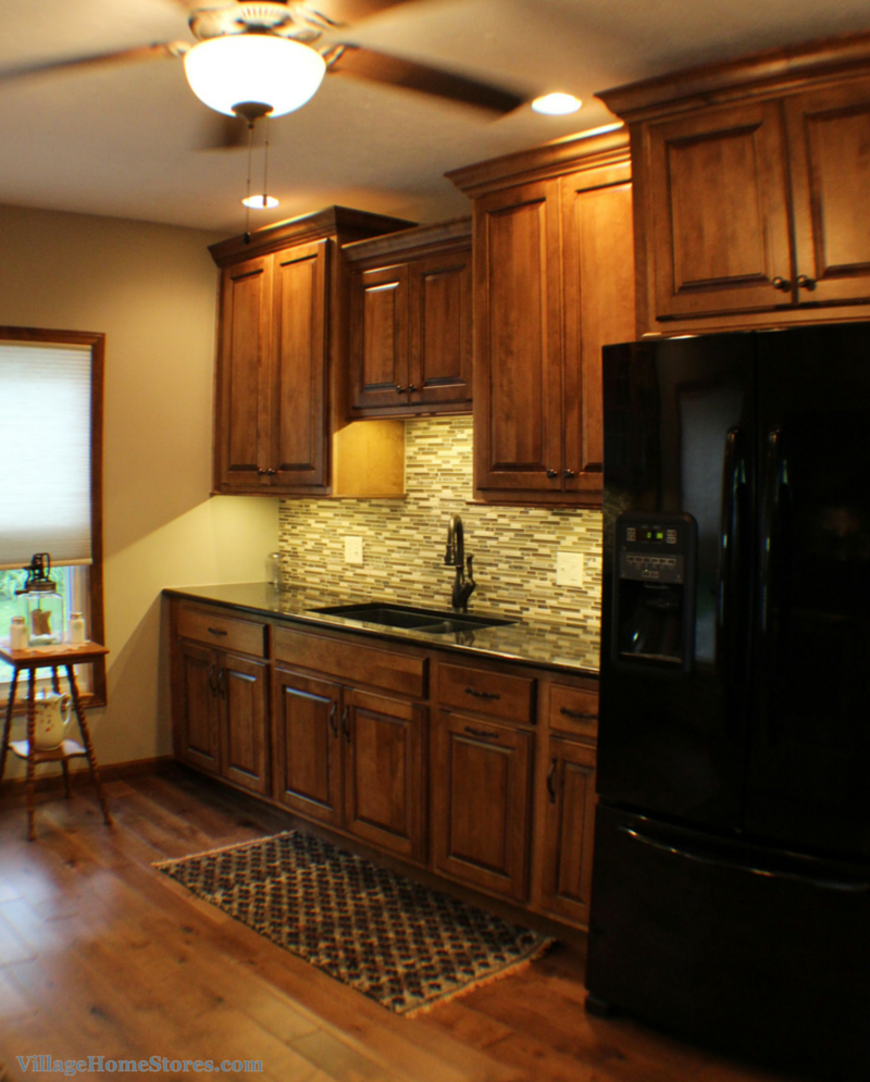 Kitchen Remodel Quad Cities: Geneseo Remodel: Shine Bright