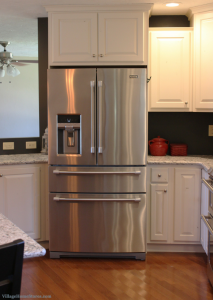 Maytag french door refrigerator. | VillageHomeStores.com