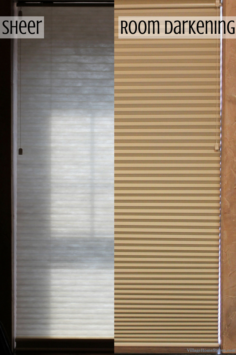 Oxford House versatile Day and Night blinds | VillageHomeStores.com