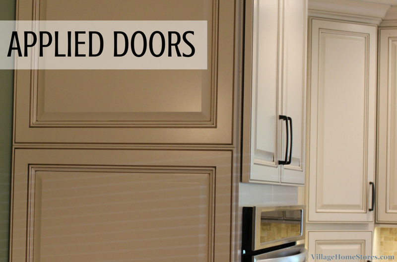 applied doors by Village Home Stores