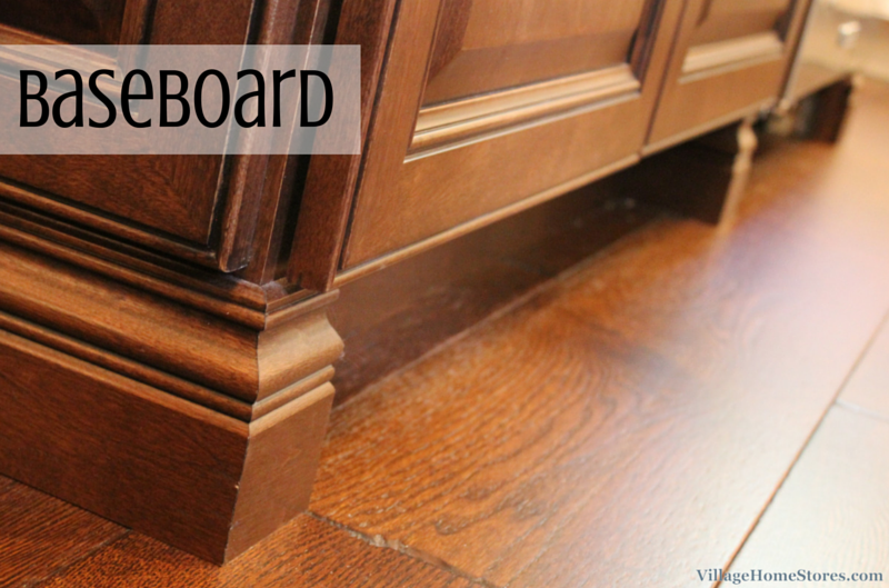 Baseboards by Village Home Stores