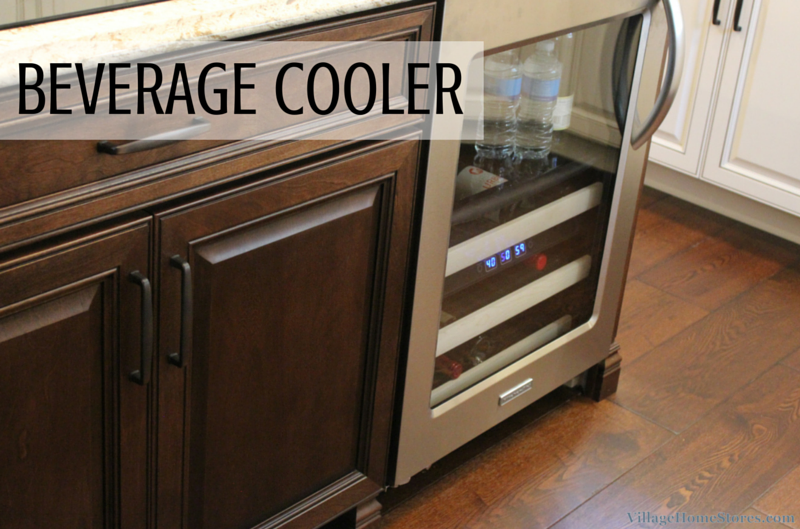 beverage cooler by Village Home Stores
