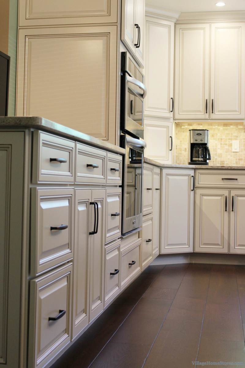 Moline, IL remodeled kitchen by Village Home Stores