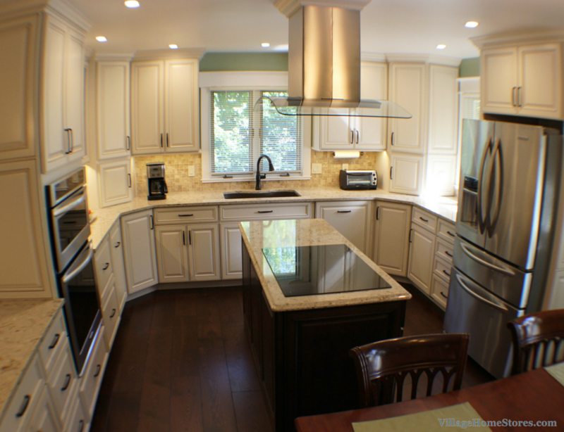 Kitchen remodelers in Moline by Village Home Stores