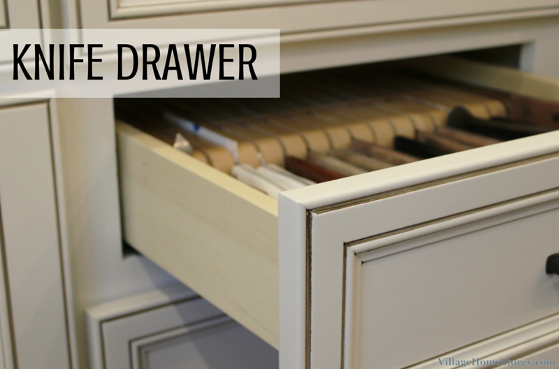 knife drawer by Village Home Stores
