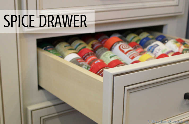 spice drawer by Village Home Stores
