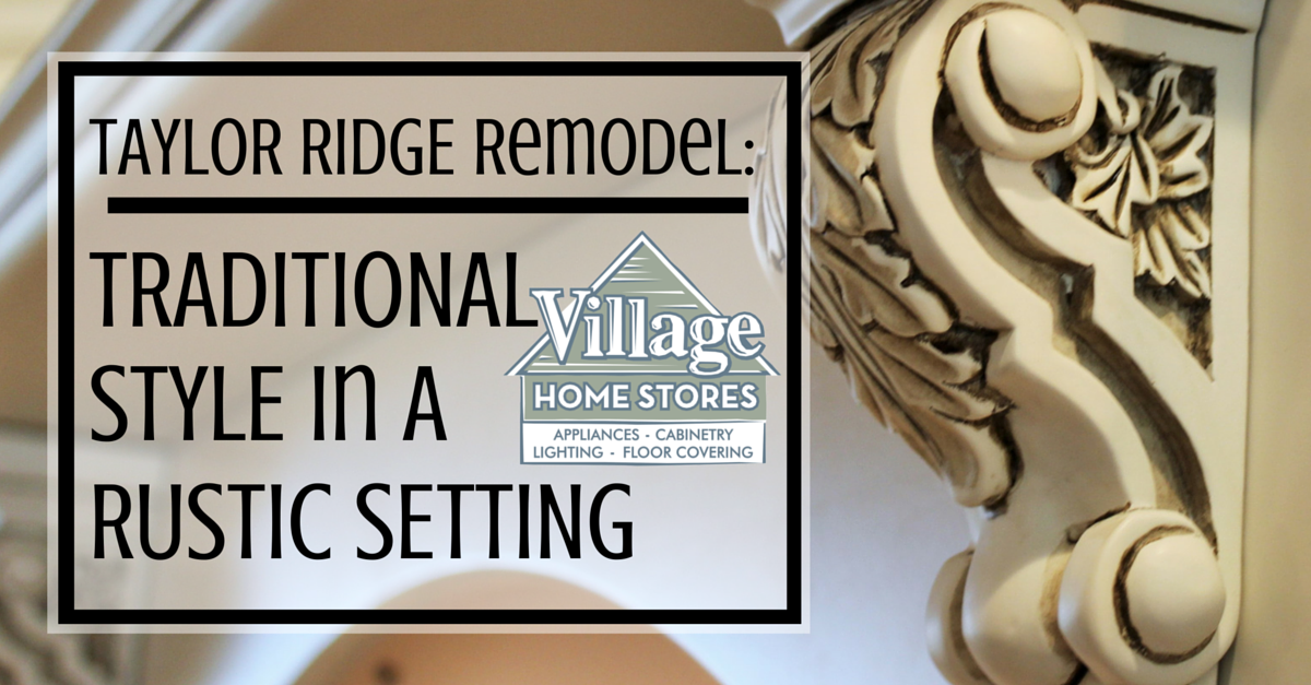 Taylor Ridge Kitchen remodel by Village Home Stores