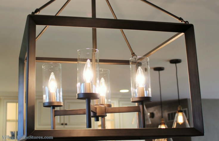 cage light by Village Home Stores