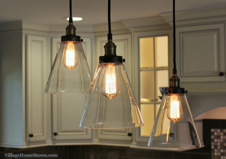 pendant lighting by Village Home Stores