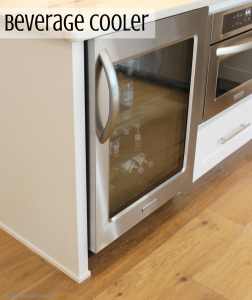 KitchenAid beverage cooler