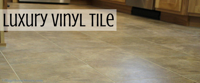 luxury vinyl tile by Tarkett
