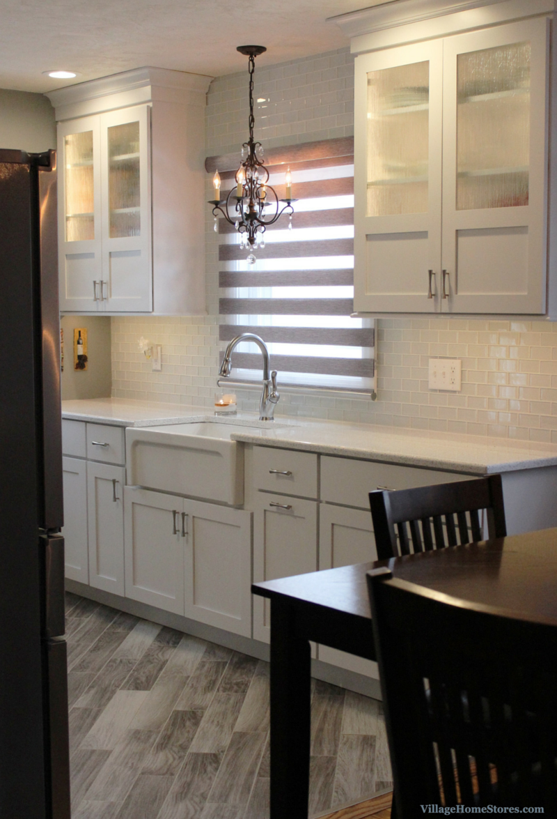 Kitchen remodeled in East Moline, IL by Village Home Stores. | VillageHomeStores.com