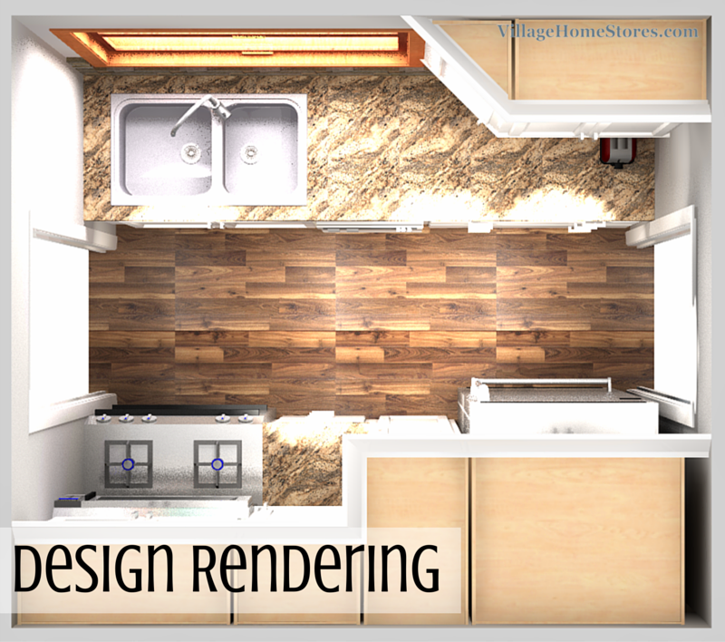 Kitchen remodeling Quad Cities. | VillageHomeStores.com