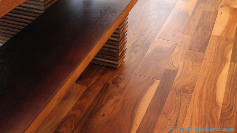 acacia hardwood floors. | VillageHomeStores.com