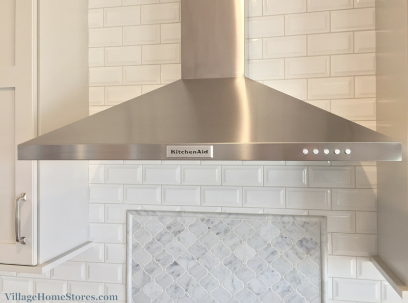 Beveled subway tile. | VillageHomeStores.com