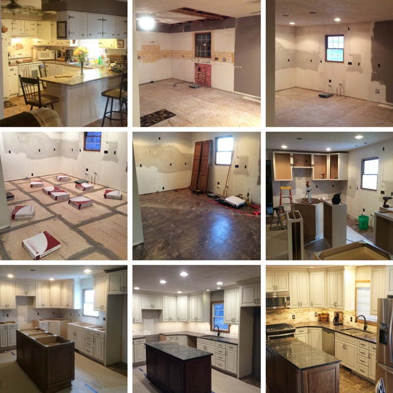 Quad Cities kitchen remodel. | VillageHomeStores.com