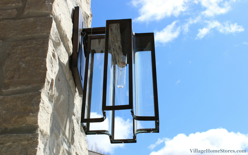 Outdoor lighting from the Quad Cities Region lighting experts Village Home Stores. | VillageHomeStores.com