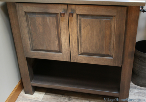 Furniture style vanity. | VillageHomeStores.com