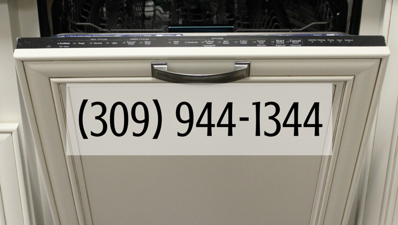 appliance sales quad cities