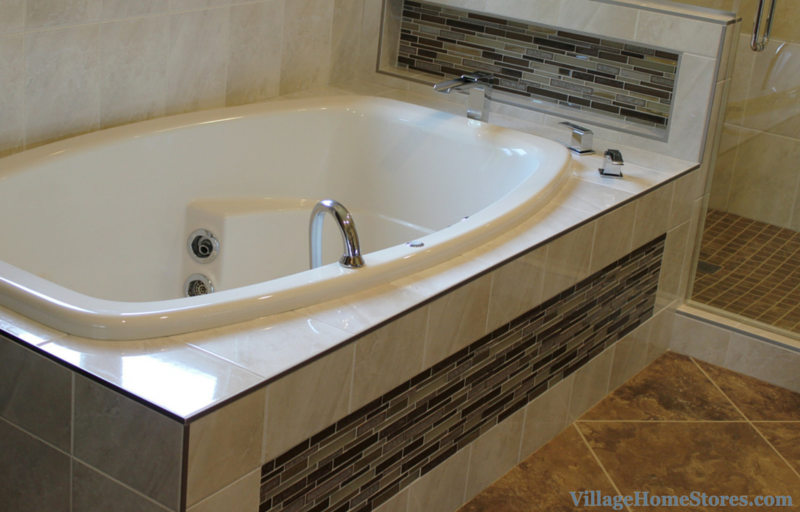 Drop in tub deck pictures to pin on pinterest pinsdaddy for Bathroom design quad cities
