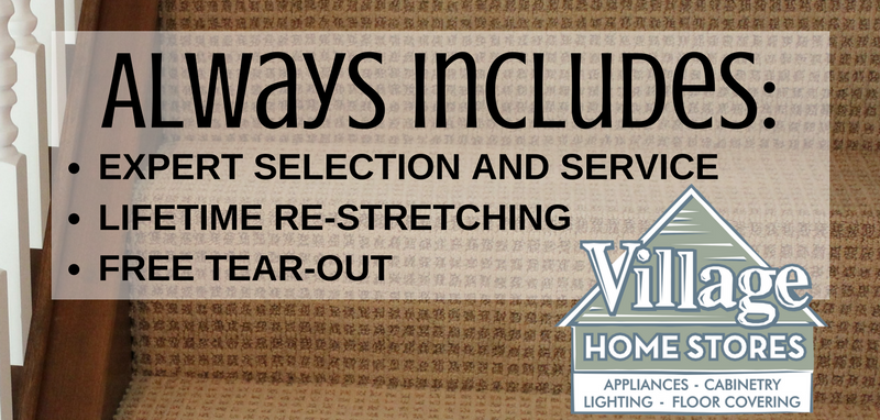 Carpeting in the Quad Cities. | VillageHomeStores.com