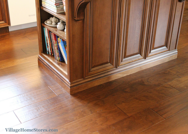 Hallmark hardwood flooring. | Village Home Stores