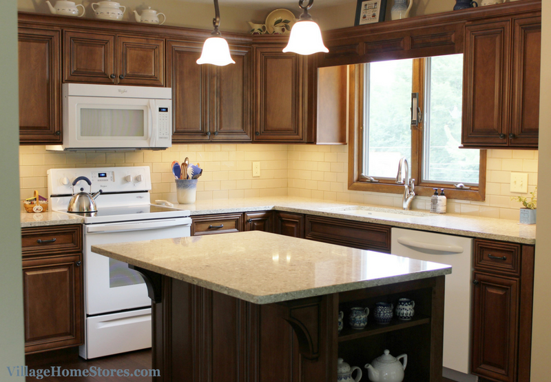 Kitchen remodel in Moline, IL managed from start to finish. | VillageHomeStores.com