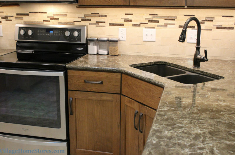 Cambria Quartz in Hampshire design. | VillageHomeStores.com