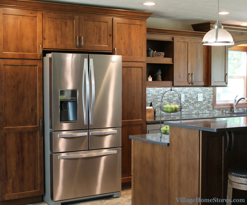 whirlpool 5 door french door refrigerator. | VillageHomeStores.com