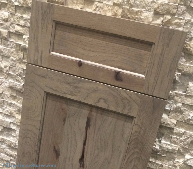 Dura Supreme Hickory Morel finish. | VillageHomeStores.com