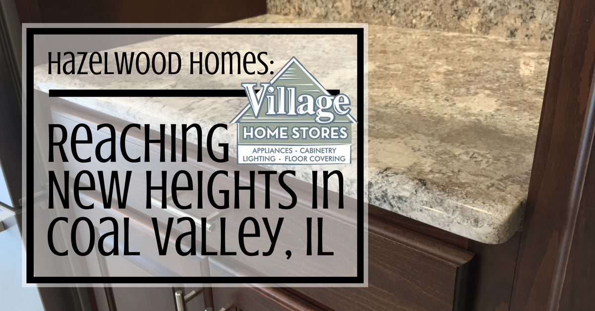 Kitchen Reaching New Heights In Coal Valley Il Village