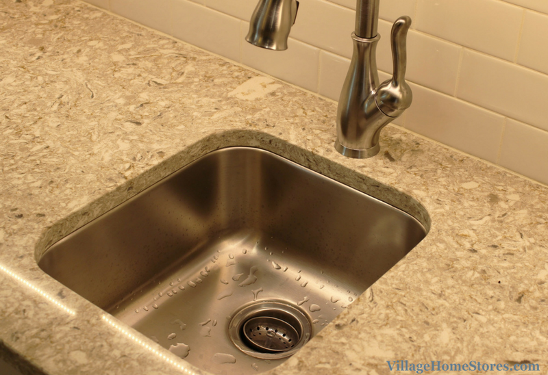 Bar sink in kitchen. | VillageHomeStores.com