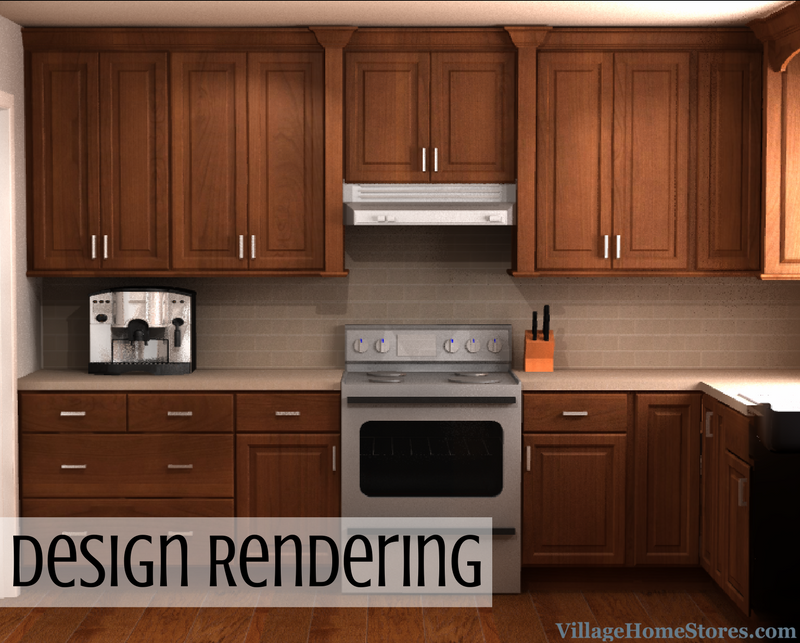 Kitchen Design Centers servicing Davenport, IA | VillageHomeStores.com