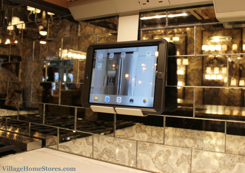 Legrand undrcabinet lighting system available and on display in Geneseo, IL showroom. | VillageHomeStores.com