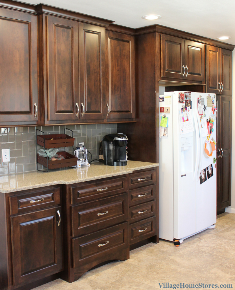 A Moline, IL kitchen remodeled completely from start to finish by Village Home Stores. | VillageHomeStores.com