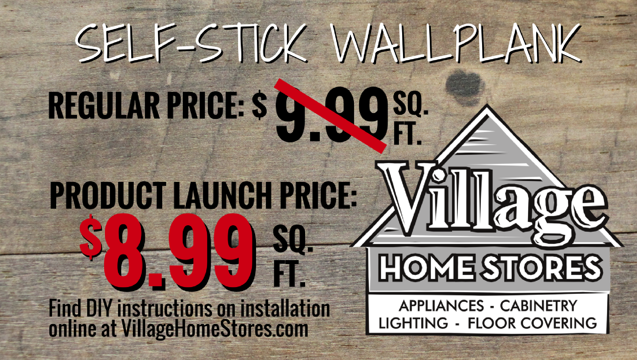 wall plank price