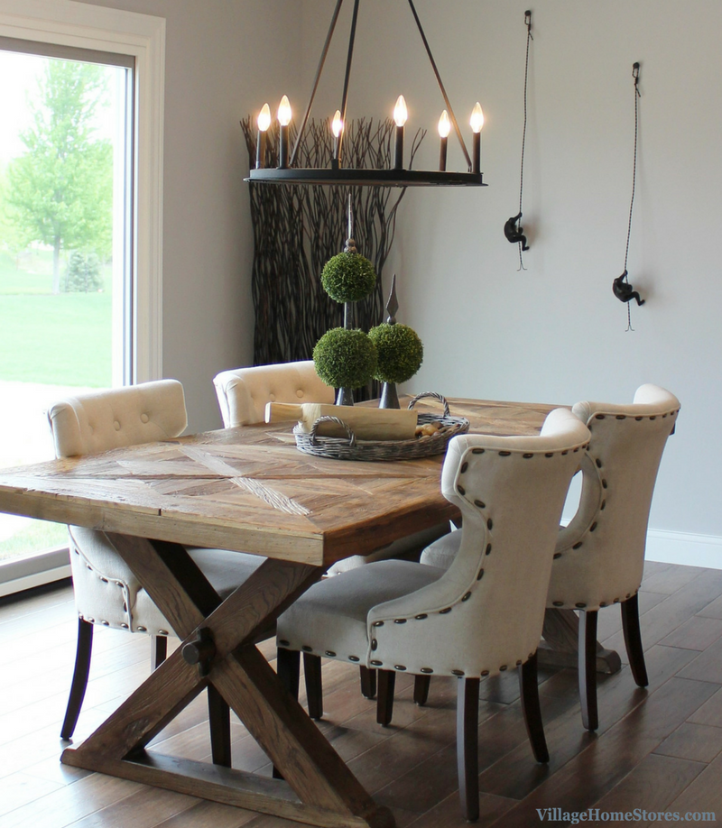 Pearson light by Capital Lighting in a dining area. Lighting by Village Home Stores for Aspen Homes LLC. | VillageHomeStores.com