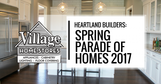 Heartland Builders Spring Parade Home 2017