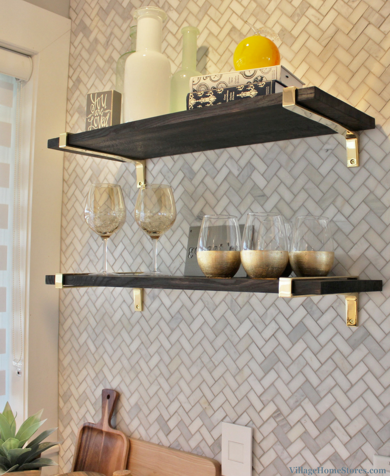 gold-shelf-brackets - Village Home Stores Blog