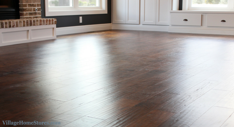 Quality hardwood floors for your home at competitive prices. | VillageHomeStores.com