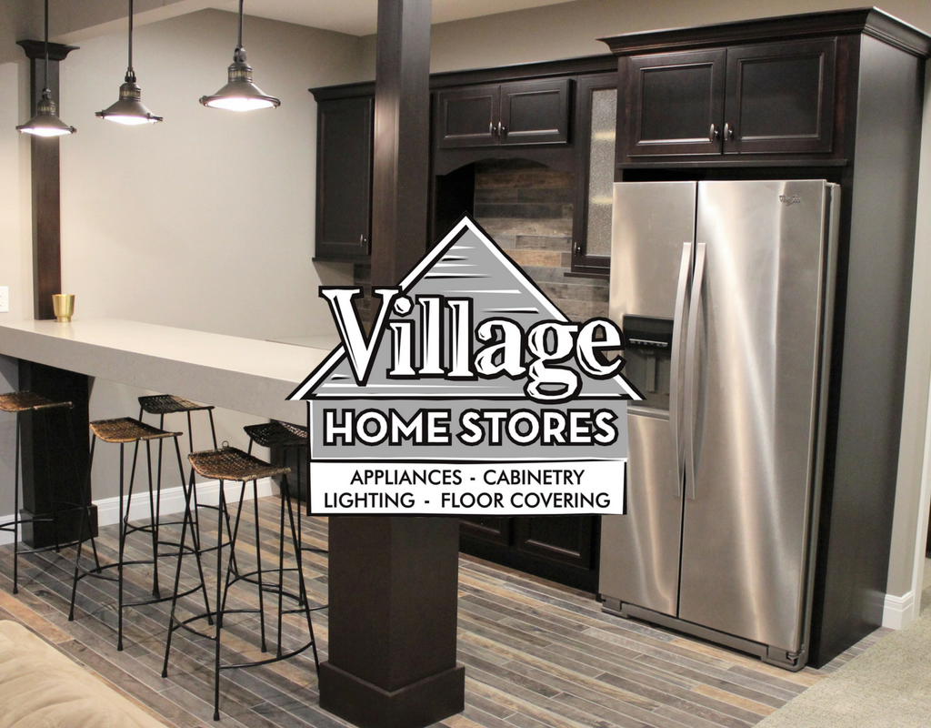 Unique Home Bar Design From Village Home Stores