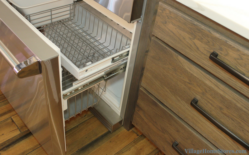 Village Home Stores offering cabinet depth refrigerators. | VillageHomeStores.com