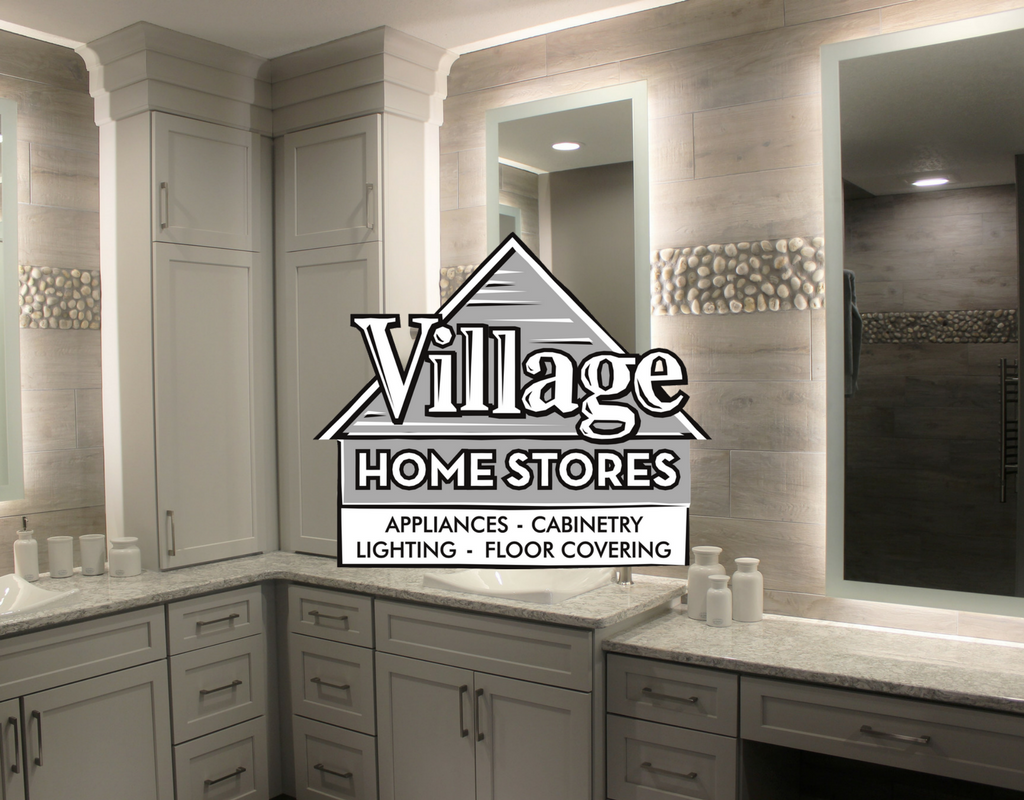 Remodeled davenport ia bathroom by village home stores - Bathroom contractors quad cities ...