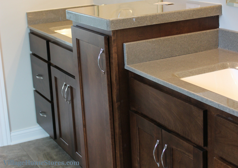 Use care cleaning your bathroom vanity top in your for Bathroom contractors quad cities