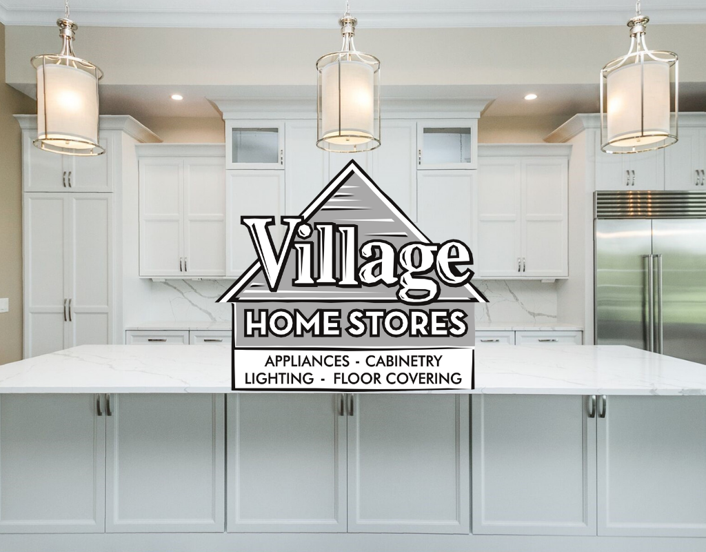 Who sells custom cabinetry and countertops in the Quad Cities? Village Home Stores. -villagehomestores.com