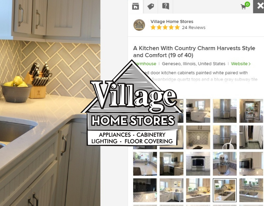 Village Home Stores wins Best of Houzz Customer Service 2019 | villagehomestores.com